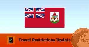 Bermuda Covid19 Travel Restrictions