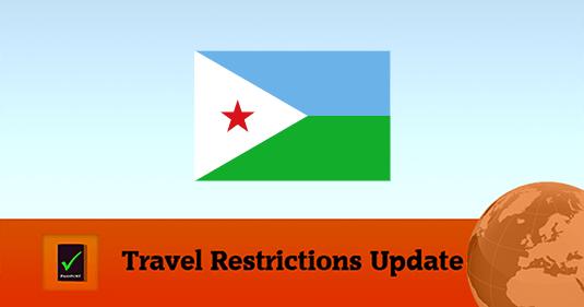 Djibouti covid19 travel restrictions