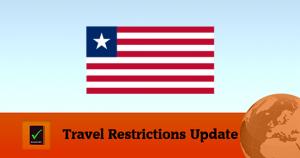 Liberia Covid19 Travel Restrictions