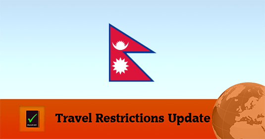 Nepal Covid19 Travel Restrictions