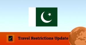 Pakistan Covid19 Travel Restrictions