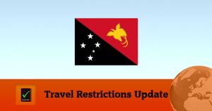 Papua New Guinea Covid19 Travel Update