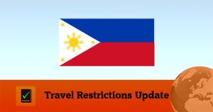 Philippines covid19 travel restrictions