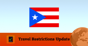 Puerto Rico Covid19 Travel Restrictions