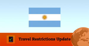Covid19 Travel Restrictions Argentina