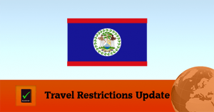 Covid19 Travel Restrictions Belize