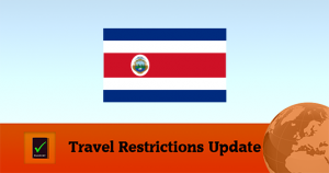 Costa Rica Covid19 Travel Restrictions