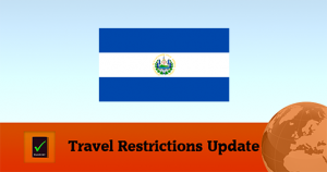 Covid19 Travel Restrictions El Salvador