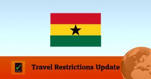 Covid19 Travel Restrictions Ghana