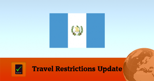 Travel Restrictions Guatemala