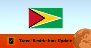 Travel Restrictions Guyana