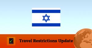 Travel Restrictions Israel