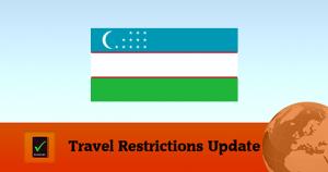 Covid19 Travel Restrictions Uzbekistan