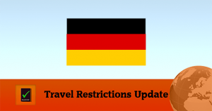 Germany Covid19 Travel restrictions
