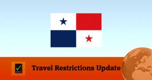 Panama Covid19 Travel Restrictions