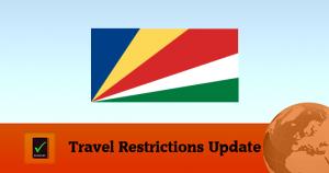 Covid19 Travel update Seychelles