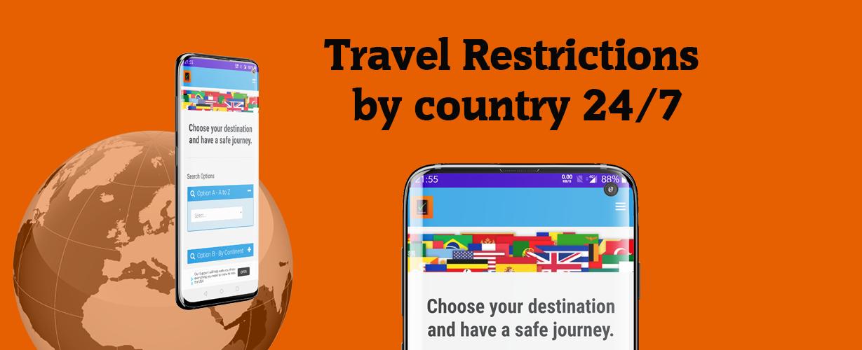 Travel Restrictions App
